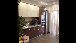 Купите апартаменты 100 кв Ахматовой 22, в новом кирпичном доме,(на 22 этаже/24, отличной планировки, двухсторонняя, кухня 14, большие комнаты, ремонт в стиле Хай Тек, полностью..., 2015-09-27T18:33:55.000Z)