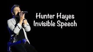Hunter Hays Invisible speech