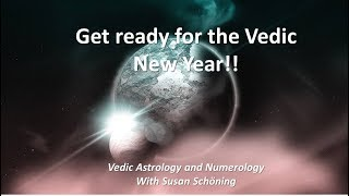 Get ready for the Vedic New Year!