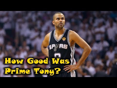 How GOOD Was Tony Parker Actually?