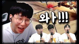 """""""배그 멸망전 결승"""" 최약체 팀이 쓴 새로운역사ㄷㄷ"""