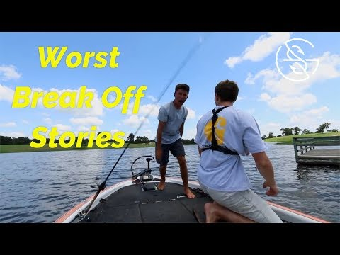Our WORST BREAK OFF stories (Ft. Boat Winners) --Googancast