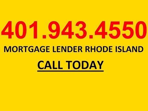 Mortgage Lender Rhode Island 401.943.4550