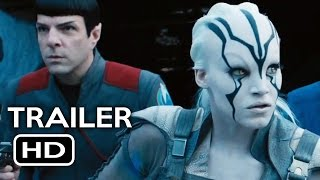 Star Trek Beyond Official Trailer #4 (2016) Chris Pine Sci-Fi Movie HD