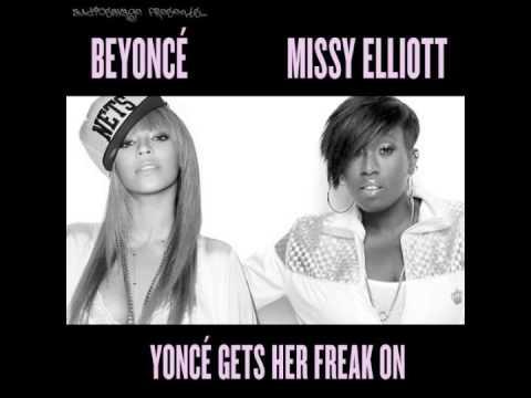 Beyoncé x Missy Elliott - Yoncé Gets Her Freak On (AudioSavage Mashup)