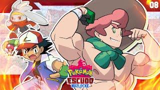 Pokémon Escudo Nuzlocke Ep.8 - BUA BUA BUA BUA BUA BUA BUA BUA BUA BUA