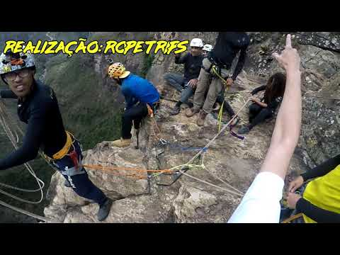 Rope Trips - Video sem cortes - Salto do Finelli em Tabuleiro 273m.