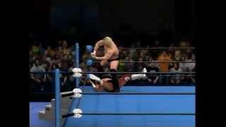 Xbox360版WWE2K15の観戦動画。 本動画は、ブログ掲載用の素材である。 ...