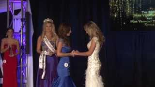 Miss Vermont Teen USA and Miss Vermont USA 2015 Crowning