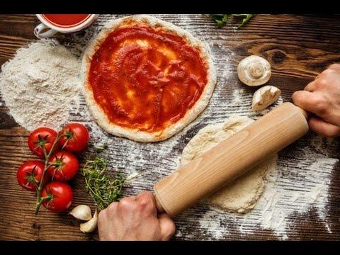 Неаполитанская пицца | VLOG 21 | Dimitri 8 Veronika