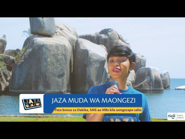 Mrejesho wa wateja wa Mwanza kuhusu bonasi walizopata na Jaza Ujazwe.