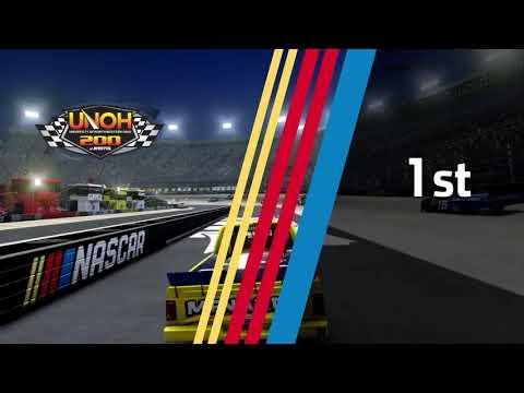 NASCAR Heat 3  5Wide racing |