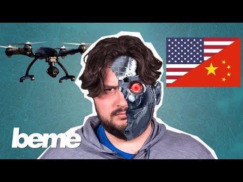 America's AI War with China