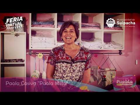 Feria Virtual: PAOLA MIÑO