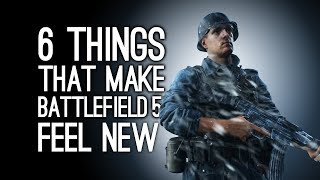 Battlefield 5 Gameplay: 6 Things That Make Battlefield 5 Feel Brand New