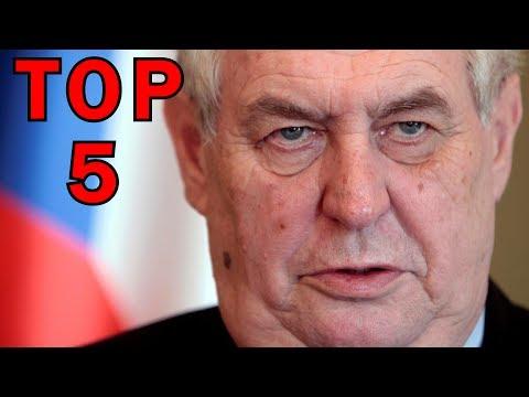 Top 5 Miloše Zemana