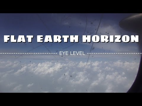 How To Observe a Flat Earth Horizon at Eye Level thumbnail