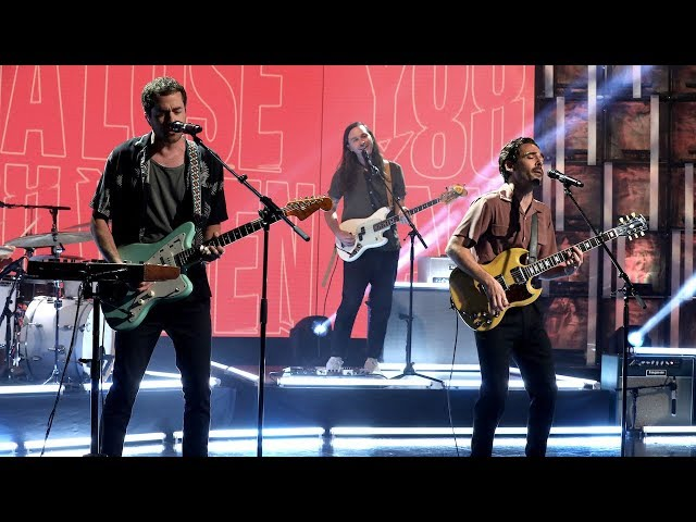 Local Natives Perform 'When Am I Gonna Lose You'