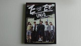 Unboxing UNIQ 유니크 1st Mini Album EOEO