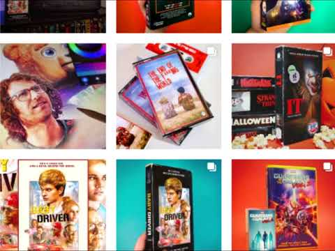 The Art of VHS | History of Narrative Film