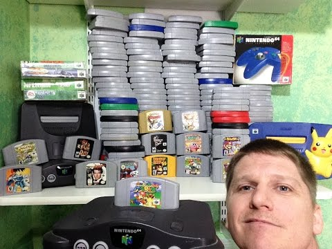 Nintendo 64 Collection 2016