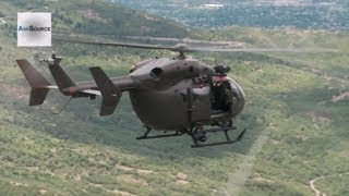 UH-72 Lakota Helicopters Added to Utah National Guard Fleet