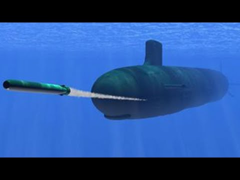 Russia Is Testing Its New  Secret Nuclear Submarine