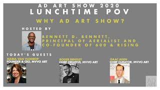 Lunchtime POV: Why AD ART SHOW?