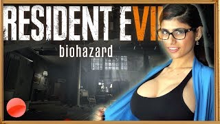 ME INTENTAN TROLLEAR EN DIRECTO!!! ResidentEvil 7 [#1]