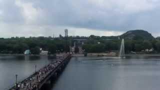 Donetsk Мирный. Гуляния в парке Щербакова(Играй гармонь! Внимание! Видео содержит ненармотивную лексику!!! Просьба убрать детей от экранов!, 2015-06-30T20:58:28.000Z)