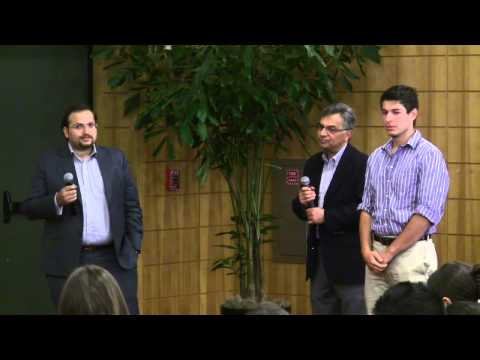 AMENDS Entrepreneur & Investor talks @Stanford