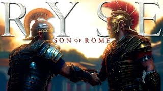 THE FAMILY BUSINESS! | Ryse: Son of Rome - Part 1