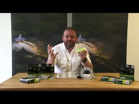 Tackle On Test -  RIO InTouch Stillwater Floating Fly Line