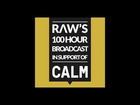 Simon Gunning Interview   RAW's 100-Hour Charity Broadcast