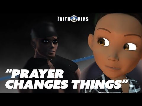 Episode #10| The Faith Kids | 'Prayer Changes Things'