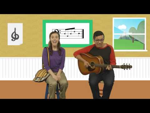God Made Me | Mr. Music's Sing-Along Vol. 2 | LifeKids
