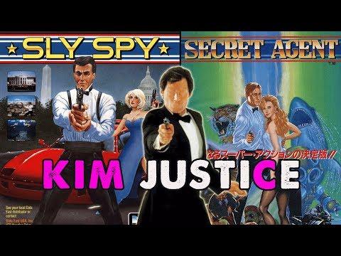 Sly Spy: Secret Agent (Arcade) - The Ultimate James Bond Rip Off! - Kim Justice