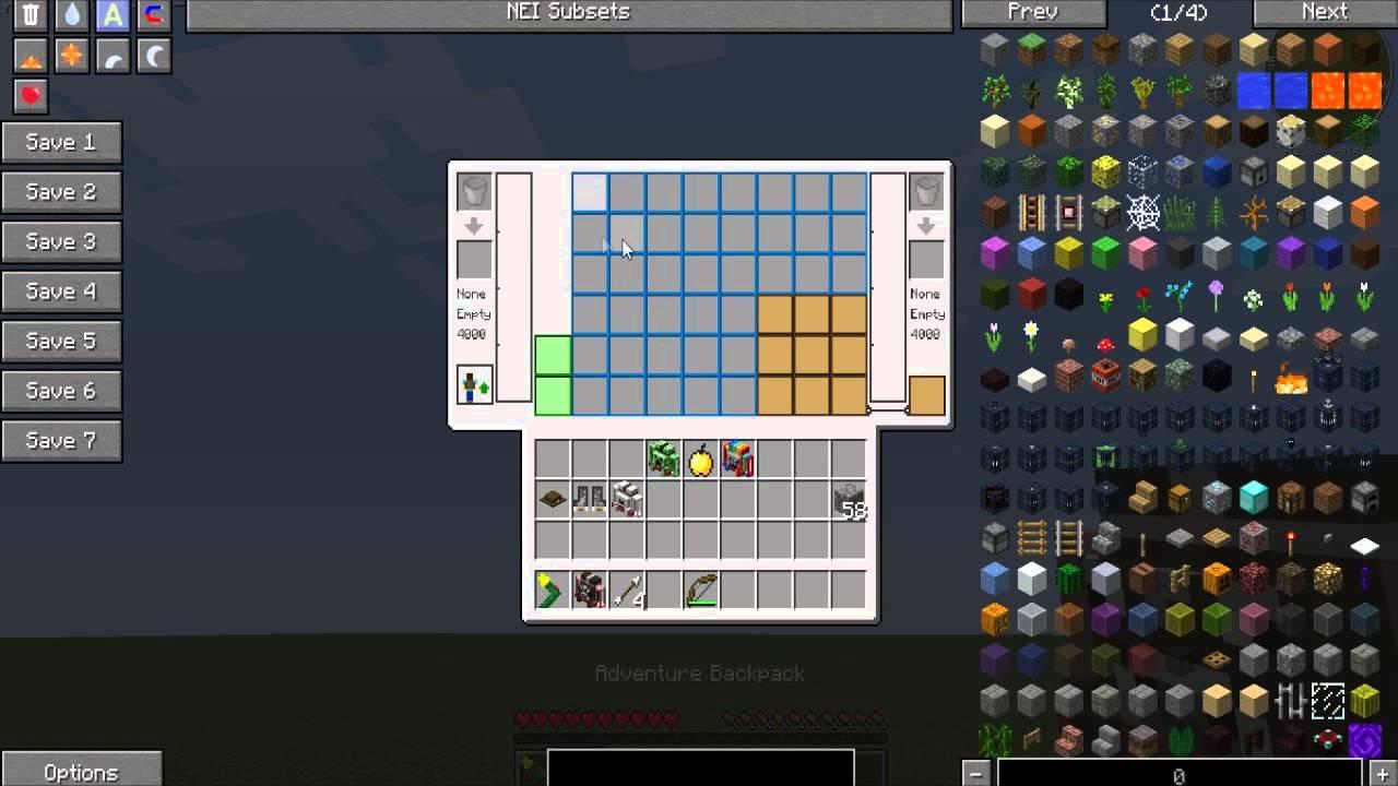1. 7. 10] adventure backpack mod download | minecraft forum.