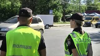 Патрульна поліція Слов'янська і Краматорська розпочала свою роботу два роки тому