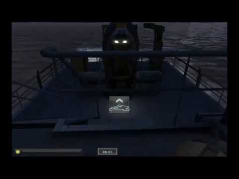 [Let's Play] Splinter Cell Double Agent - New York Harbor (Epilogue) - Moss