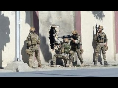 ISIS claims responsibility for TV station attack in Kabul