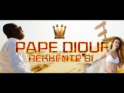 PAPE DIOUF -Rëkkënte bi - Video Officielle