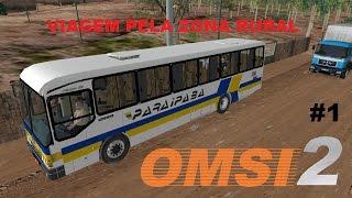 OMSI 2 - VIAGEM PELA ZONA RURAL #1 (MAPA BRASIL VIAGEM XTREME)
