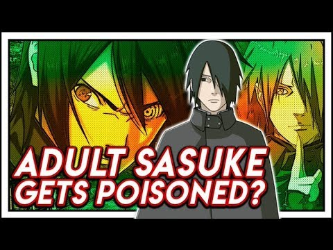 Sasuke Gets Poisoned During His Mission To Save Hokage Naruto