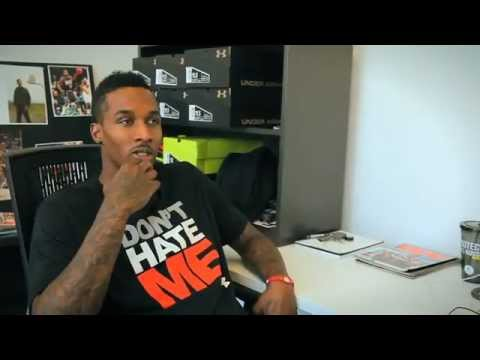 Motivation  Brandon Jennings Interview Journey From Compton to the NBA