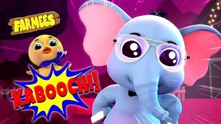 Kaboochi | Rhymes & Music for Children | Dance Song for Babies