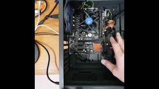 컴퓨터전원이 안켜져요 간단한 해결방법