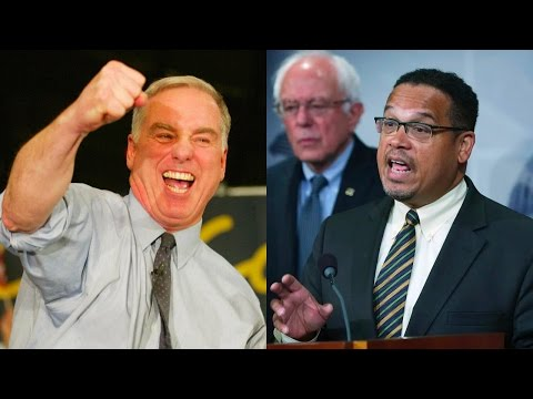 Keith Ellison or Howard Dean - Who Can Lead The DNC Effectively?