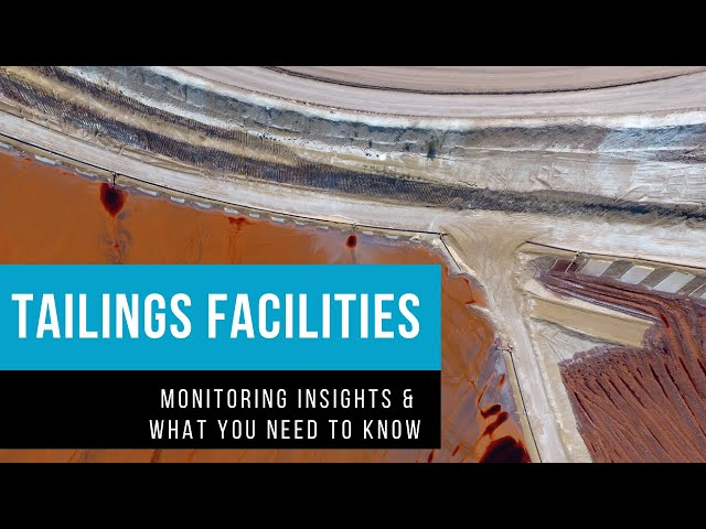 Driving proactive tailings reporting and monitoring - Decipher