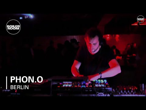 Phon.o Boiler Room Berlin 50Weapons RIP DJ Set